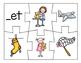 Short e Word Family Puzzles