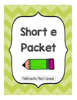 Short e packet