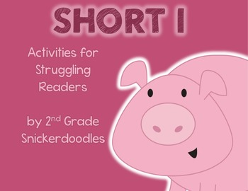 Short i: Activities for Struggling Readers