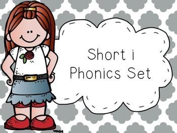 Short i Phonics Set