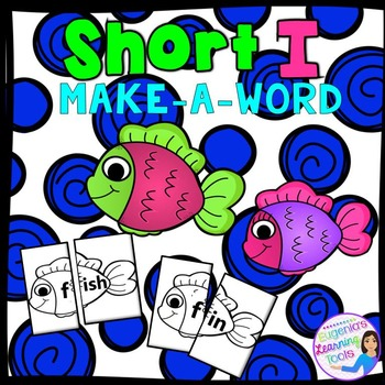 Word Work with Short Vowel i