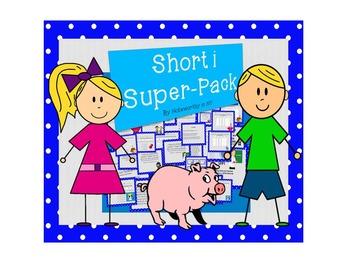Short i Super-Pack