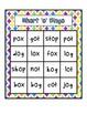 Short 'o' Word Family Bingo