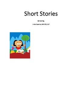 Short stories with comprehension and thinking questions.