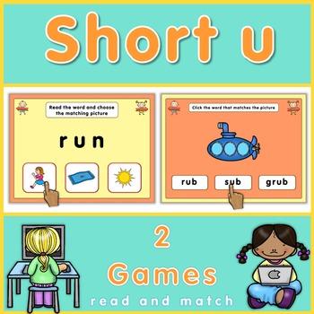 Short u Games