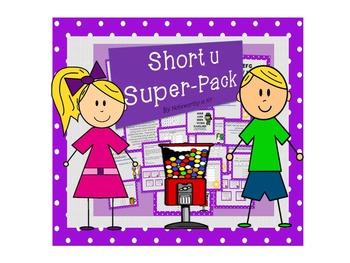 Short u Super-Pack