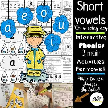 Short vowels (on a rainy day!) BEL10009