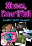 Show, Don't Tell Polaroid Photo Prompts!