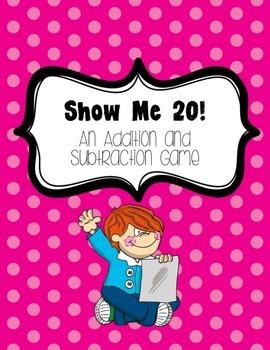 Show Me 20 Math Game