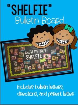 "Show Me Your ""Shelfie"" Bulletin Board Set"