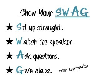 Show Your SWAG