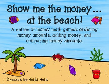 Show me the money...at the Beach!