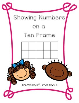Showing Numbers on a Ten Frame