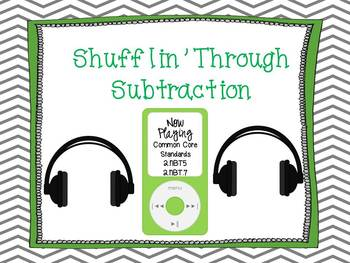 Shufflin' Through Subtraction: Subtracting Double and Trip