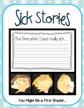 Sick Stories Writing Template