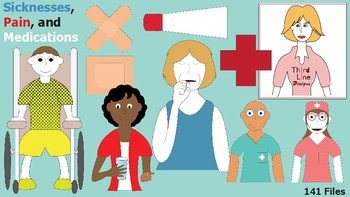 Sicknesses, Pain, and Medications