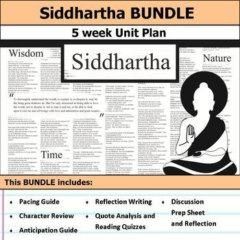 Siddhartha Unit Bundle