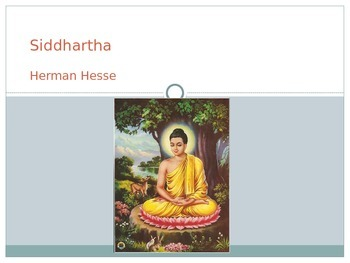 Siddhartha Background Powerpoint (Includes Hinduism & Budd