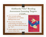"""Siddhartha """"Om""""/Ch. 11 Common Core Reading Assessment (App"""