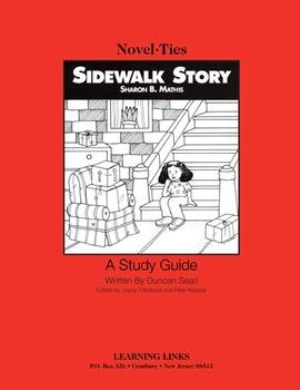 Sidewalk Story - Novel-Ties Study Guide