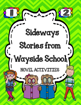Sideways Stories from Wayside School Novel Activities