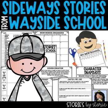 Sideways Stories from Wayside School (Questions & Characte