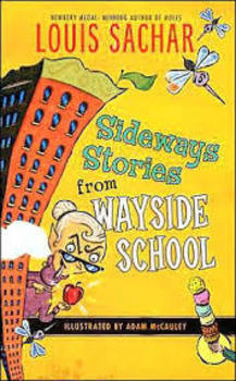 Sideways Stories from Wayside School Vocabulary and Comprehension