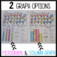 Sight Word Graphing: Color, Graph & Write - Pre-Primer Words