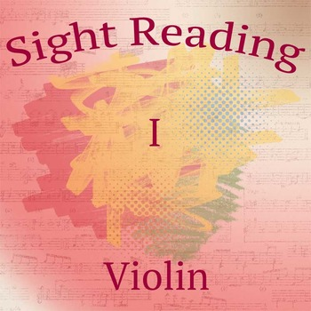 Sight Reading Exercises I for Violin
