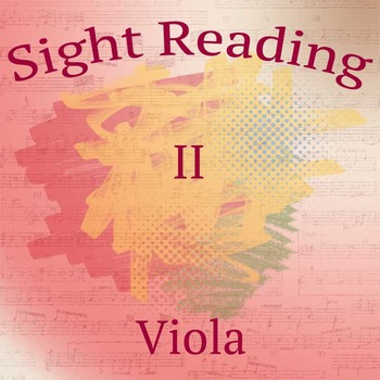 Sight Reading Exercises II for Viola