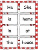 Sight Word Sentence Sets #3