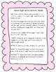 "Sight Word Activity Book: ""On"""