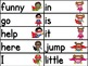 Sight Word Activity Packet #2