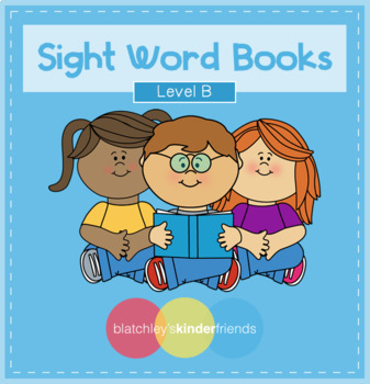Sight Word BUNDLE (Level B)
