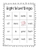 Sight Word Bingo on the Farm - Farm Theme - 30 1st Grade Words