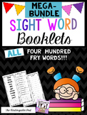 Sight Word Booklets - MEGA BUNDLE