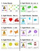 Sight Word Books PreK-K by Mr. Know-It