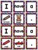 Sight Word Building Sentences