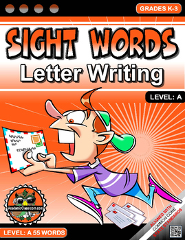 Sight Word Daily Practice: Writing Letters Using Sight Wor
