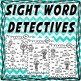 Sight Word Detective - Maze