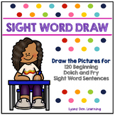 Sight Word Draw