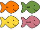 Sight Word Fishing: Dolch 1st Grade