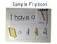 Sight Word Flipbook- ME and BIG