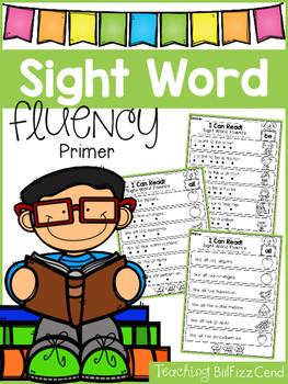 Sight Word Fluency Phrases (Set 2)
