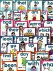 Sight Word Fluency Sentence Card Bundle(large and small ca