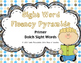Sight Word Fluency Pyramid Task Cards {Primer Dolch Sight