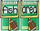 Sight Word Football (Fry's 4th 100)