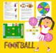 Football Sight Word Literacy Center FREEBIE!