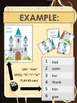 Sight Word Game - Castle