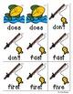 Sight Word Go Fish 2nd Grade